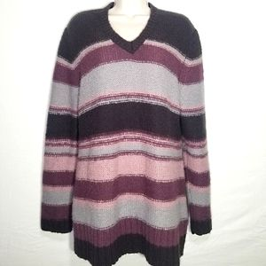 Natural Reflections | V-Neck Sweater Size XL